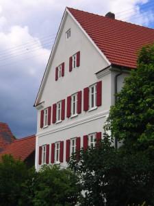 Der Kappelbauernhof in Maingründel