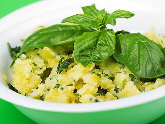 Bayerisch-Italienischer Kartoffelsalat