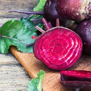 Rote-Bete-Salat mit Senfdressing